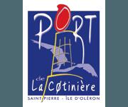 port de la cotiniere logo