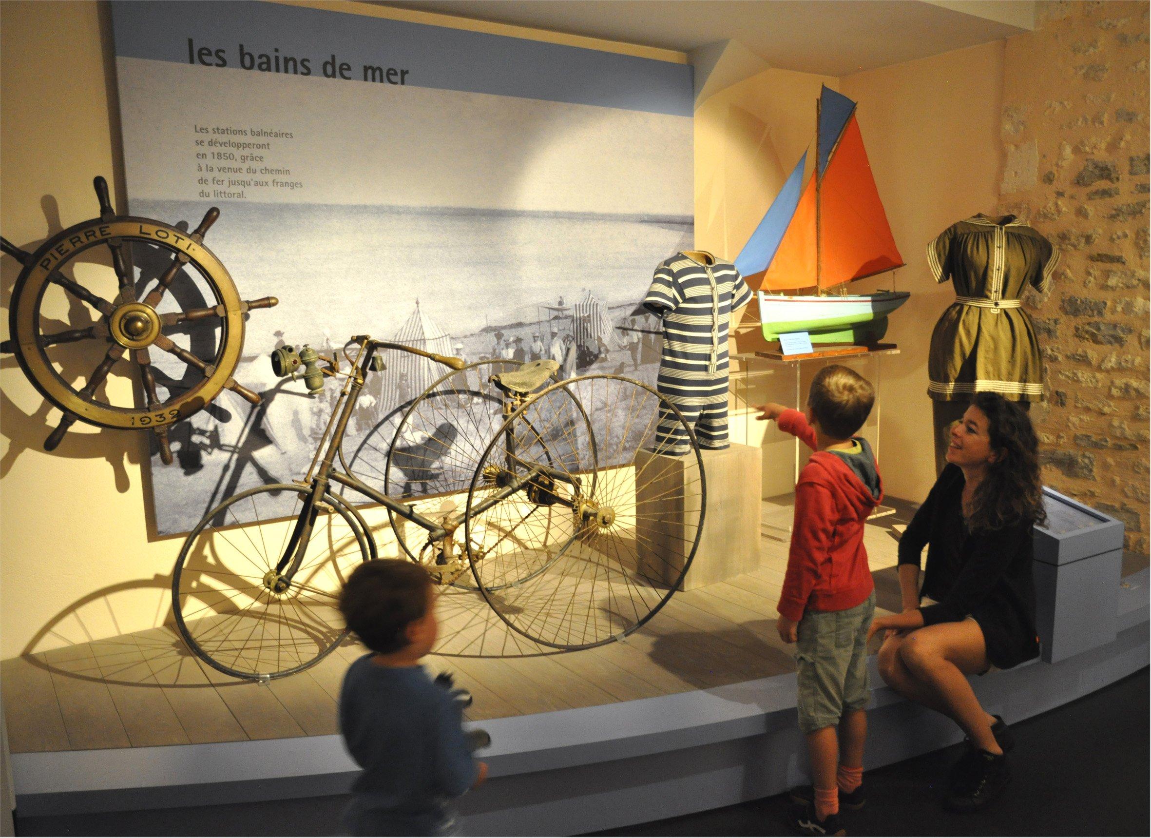 Essor du tourisme - crédit Musée de l'île d'Oléron3
