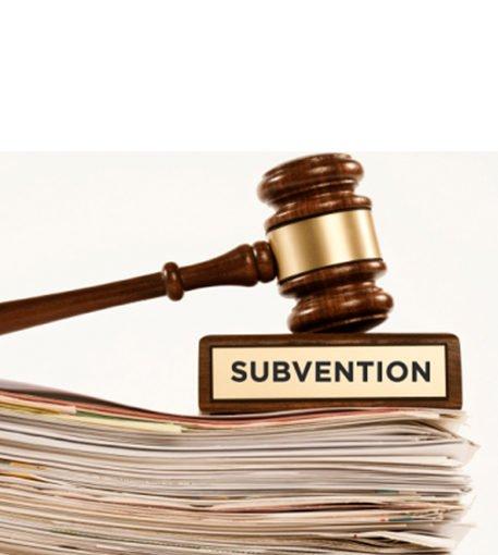 Demande de subventions 2019 – associations